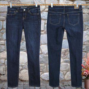 AEROPOSTALE Bayla Skinny Dark Wash Jeans Size 4 R